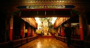 sherabling monastery